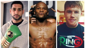 The 10 Boxers We Think Floyd Mayweather Should Fight Next