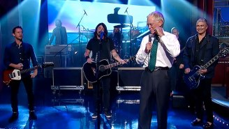 We Fell Down A Rabbit Hole Of Great David Letterman Musical Performances