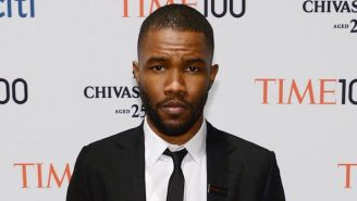 Frank Ocean Shared Two Versions Of His New Song 'Lens,' Including One With Travis Scott