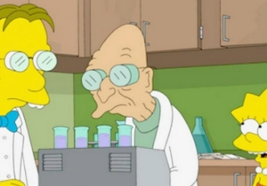 Who's A Madder Scientist: Frink From 'The Simpsons' Or Farnsworth From 'Futurama'?