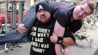 Comedian Gabriel Iglesias Is Trying Out For WWE Tough Enough