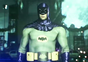 'Batman: Arkham Knight' Will Let PS4 Owners Play As The Adam West Version Of Batman