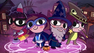 The Makers Of 'Adventure Time' Are Turning Double Fine's 'Costume Quest' Into A Cartoon