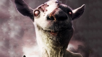 'Goat Simulator' Tears The Throat Out Of Zombie Games In Its Latest Expansion, 'GoatZ'