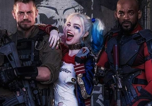 The 'Suicide Squad' Trailer Drops In Early