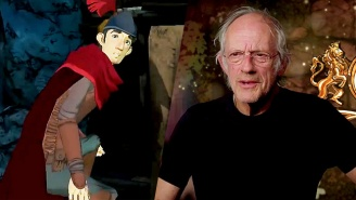 Christopher Lloyd And Wallace Shawn Lead The Impressive 'King's Quest' Voice Cast