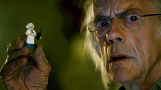 Great Scott! Check Out The Latest 'LEGO Dimensions' Trailer Featuring Christopher Lloyd