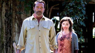 Arnold Schwarzenegger Struggles To Raise His Undead Teen Daughter In Three New 'Maggie' Clips