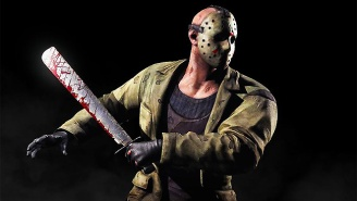 A Glitch Makes The 'Mortal Kombat X' Version Of Jason Just As Unkillable As He Is In The Movies