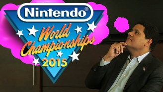 The Nintendo World Championships Will Be Returning At This Year's E3