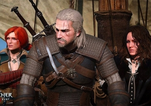 The In-Game Launch Trailer For 'The Witcher III: Wild Hunt' Encourages You To Go Your Own Way