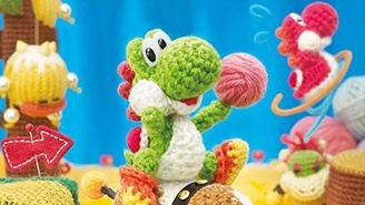 Enjoy 10 Minutes Of Appallingly Adorable 'Yoshi's Woolly World' Footage