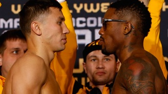 Gennady Golovkin Earns His 20th Straight Knockout Against Willie Monroe Jr.
