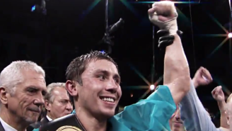 Gennady Golovkin Is The Scariest Man Alive, And This Video Proves It