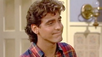 From 'Golden Girls' To 'The Facts Of Life': Remembering George Clooney's Pre-'ER' TV Roles