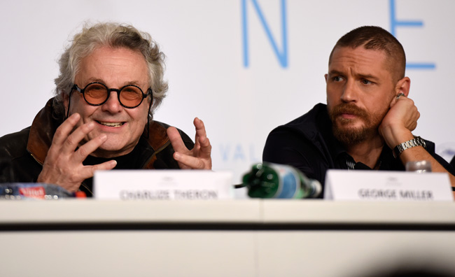 """Mad Max: Fury Road"" - Press Conference - The 68th Annual Cannes Film Festival"