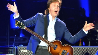 Not To Be Outdone By Keith Richards, Paul McCartney Joins 'Pirates Of The Caribbean 5'