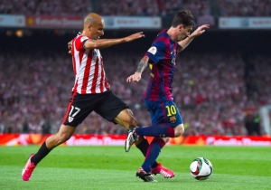 This Lionel Messi Goal Vs. Athletic Bilbao Is Absolutely Insane