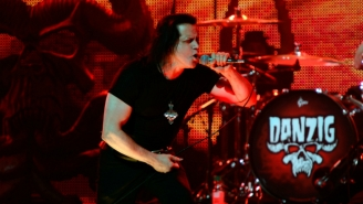 Danzig Choked The Adam Levine Sugar-Bomber For Trying To Record Him