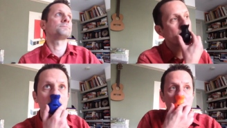 This Nose Flute Cover Of The Beach Boys 'God Only Knows' Is Now The Definitive Version