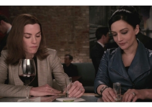 It Looks Like The Great 'Good Wife' Split Screen Conspiracy Has Been Confirmed