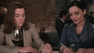 Archie Panjabi's Vague Comments About The 'Good Wife' Split Screen Controversy, Decoded