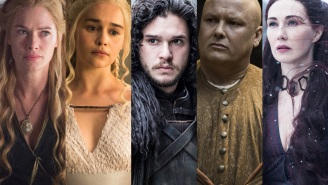 Which 'Game of Thrones' characters do we want to see meet each other next?
