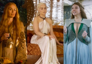 Game of Fashion: 63 'Game of Thrones' dresses to conquer the world in