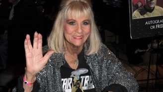 Grace Lee Whitney, Better Known As Yeoman Rand On 'Star Trek,' Has Died At 85
