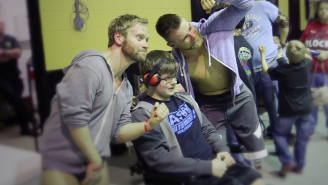 Take A Few Minutes And Get Inspired By Pro Wrestling's Handicapped Heroes