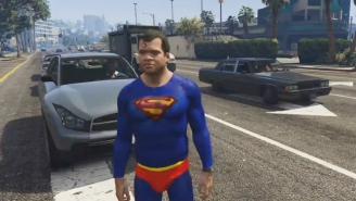 You Can Now Be Superman In 'GTA V' Thanks To A New Mod