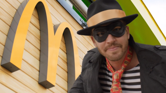 If You Write Something Weird About The New Hamburglar, The New Hamburglar Might Email You