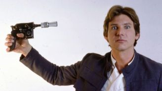 Dear Internet On 'Star Wars' Day: Please Stop Saying 'May The Fourth Be With You,' Because It's Stupid