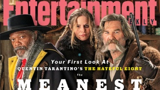 Check Out The New 'Hateful Eight' Character Portraits