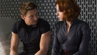 Jeremy Renner still thinks Black Widow 'sounds like a slut'