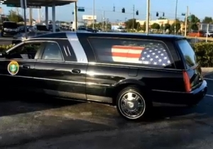 Two Elderly Hearse Drivers Are Unemployed Because They Stopped For Donuts On Their Way To A Funeral