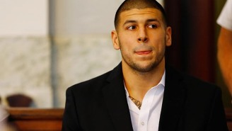 Aaron Hernandez Is Facing A New Charge For Allegedly Shooting A Witness In The Face
