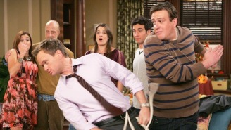 The Complete History Of The 'How I Met Your Mother' Slap Bet