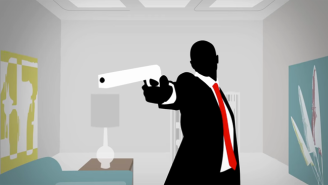 'Hitman: Agent 47' Promo Explains What's Really Happening In 'Mad Men's Opening Credit Sequence