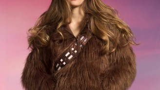 This Chewbacca Hoodie Will Turn You Into A Walking Carpet