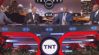The Whole 'Inside The NBA' Crew Is Sticking Around For A While