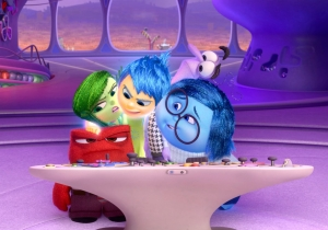 Pixar turned to female exployees to make sure 'Inside Out' rang true