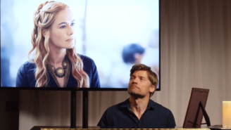 Nikolaj Coster-Waldau Sings A Love Song In Character As Jaime Lannister For His Sister/Lover Cersei