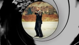 Shaken, Not Stirred: Check Out This 'GTA V' Fan Tribute To James Bond