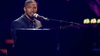 Here Are The Six Best Jamie Foxx Musical Impersonations
