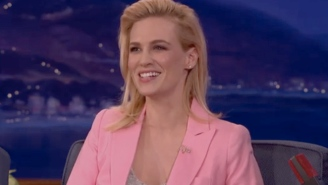January Jones Admitted To Being A New Kids On The Block Superfan