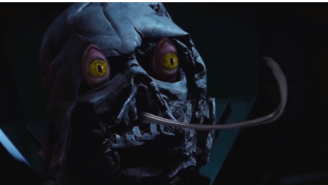 Someone Ruined The 'Star Wars: The Force Awakens' Trailer By Putting Jar Jar Binks In Every Scene