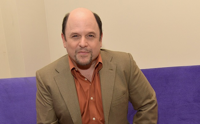 "Jason Alexander At ""Lucky Stiff"" Opening"