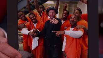 Jeff Ross Followed Up The Bieber Roast With A Show In A Texas Prison