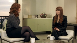 Vanessa Bayer's 'Sound Advice' To Jenny Lewis: Reunite 'Troop Beverly Hills'